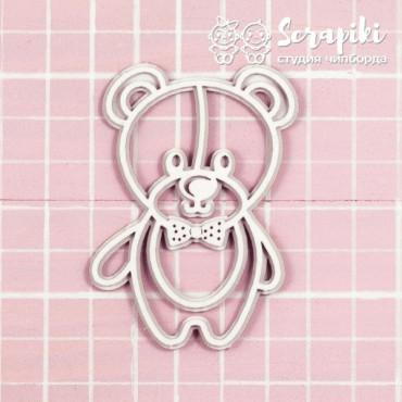 1869CH, Teddy bear
