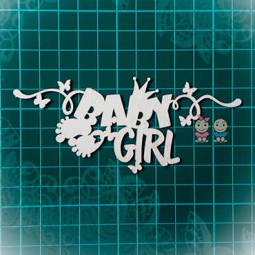 DN131 Garland Baby Girl