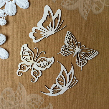 G002, Butterfly Set