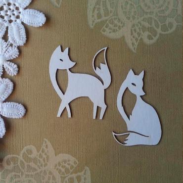 Foxes Set