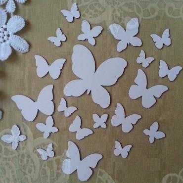 G007, Big Butterfly Set