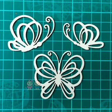 G011, Butterfly Set