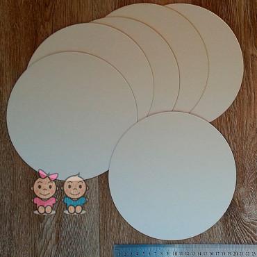 ZA10, Album blank Circle (Large), 6 sheets