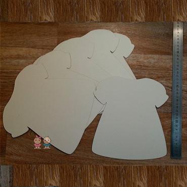 ZA14, Body Album Blank (Girl), 6 sheets