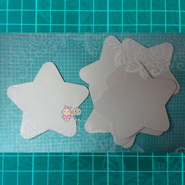 ZA18, Set of blanks for the Album Star