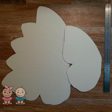 ZA2, Album blank Butterfly (Large), 6 sheets