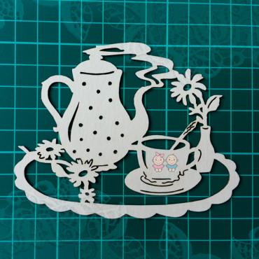 K011, Tea set