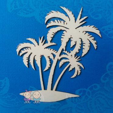 Chipboard 'Palm'
