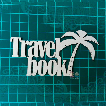 O009, 'Travel book' lettering