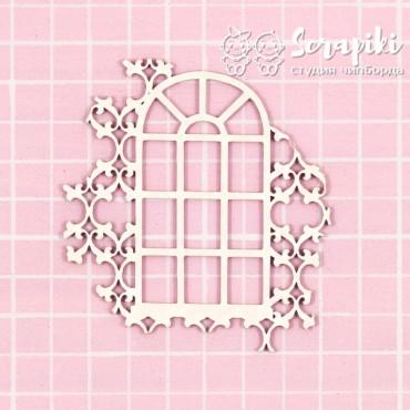 1635MI, Decorative element (Window)