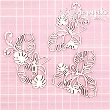 1656PL, Set 'Flowers Tropic'