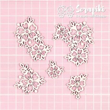 1699PL, Set 'Flowers'