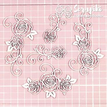 1782PL, Set 'Roses'