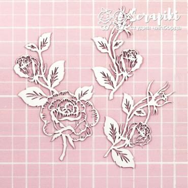 1798PL, Set 'Royal rose'