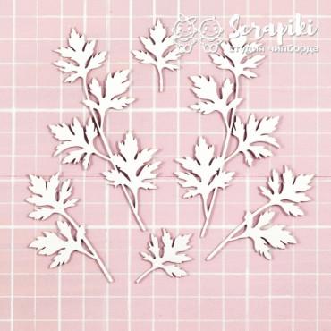 1883PL, Set 'Sprig of parsley'