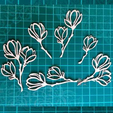 R01-039, Magnolia Set