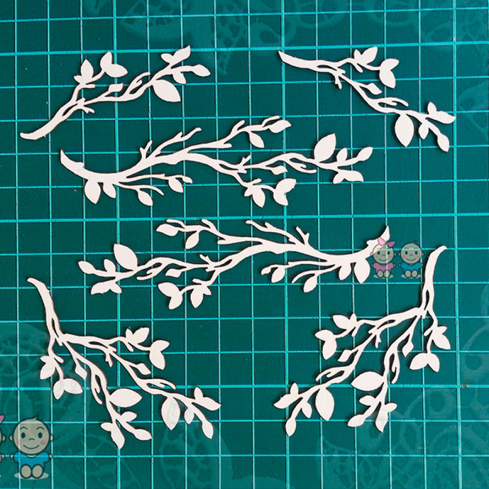 R01-052, Set 'Branches and leaves'