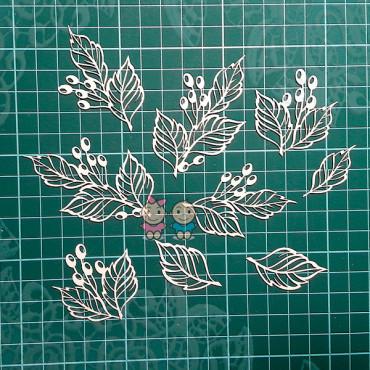 R01-106, Set 'Leaves, berries'