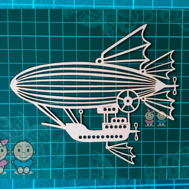 ST008, Chipboard 'Airship'