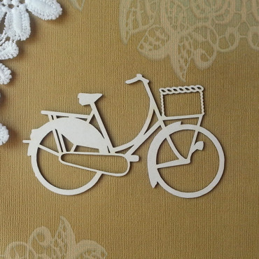 T001, Chipboard 'Bicycle'