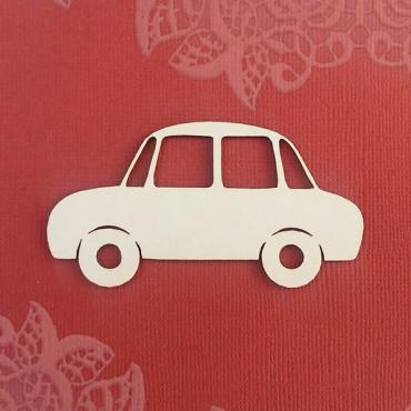 Chipboard 'Children's car'