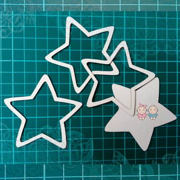 Ш007, Shaker-Star