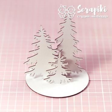 1771TD, Set 'Spruce 3D'
