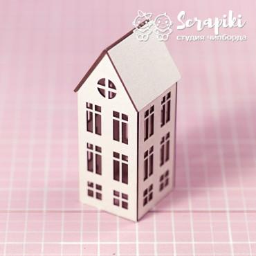 1772TD, House 3D