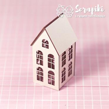 1773TD, House 3D