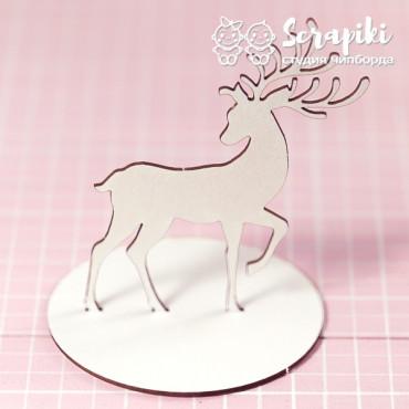 1774TD, Set 'Deer 3D'